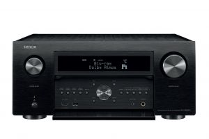 Denon AVC-X8500H 13.2 Channel Flagship Multiroom AV Receiver with HEOS & Dolby Atmos/DTS:X 7.1.6 Surround Sound Processing   IMAX Enhanced