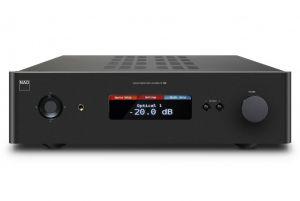 NAD C 388 Integrated Hybrid Digital DAC Amplifier | Phono Input | Bluetooth | Wi-Fi