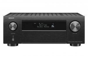 Denon AVR-X4500H 9.2 Channel Network Home AV Receiver   3D Audio   Alexa   7.2.2 or  5.2.4 Atmos Configuration