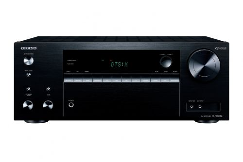 Onkyo TX-NR575E Value Multiroom AV Receiver | FireConnect | Dolby Atmos | DTS:X | 5.1.2 Surround Processing