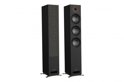Jamo S 809 Floorstanding Speakers Pair with Height Speaker Podium