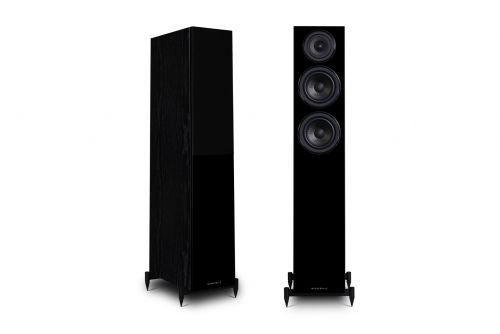 Wharfedale Diamond 12.4 Floorstanding Speakers Pair