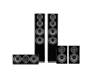 Wharfedale Diamond 11.4 Speaker System (Pack 2)