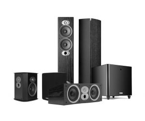 Polk RTi A5 5.1 Channel Home Theater Speaker System