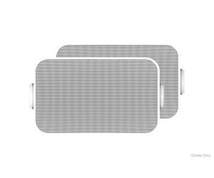 SONOS 6-Inch Outdoor Speaker Replacement Grilles Pair