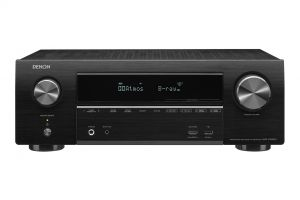 Denon AVR-X1600H 7.2 Channel Home Theatre AV Receiver | Atmos | Alexa