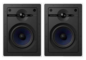 Bowers & Wilkins CWM652 5-Inch In-Wall Loudspeakers Pair