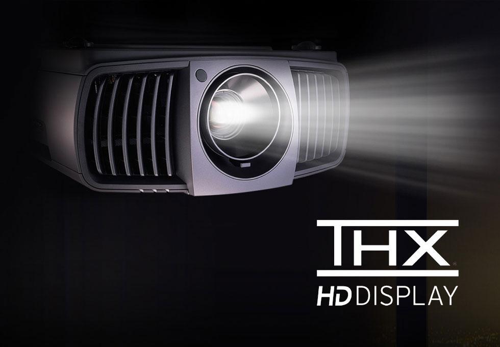 The Benq W11000 4k THX Projector