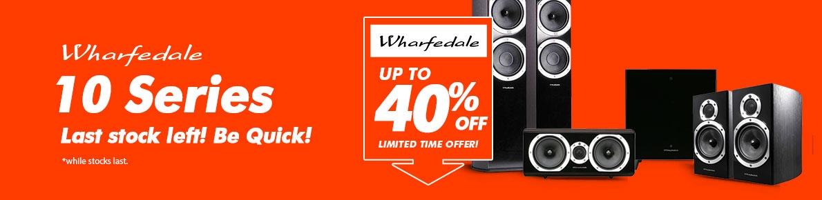 Wharfedale Sale 10 series