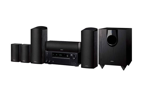Onkyo speakers home theatre