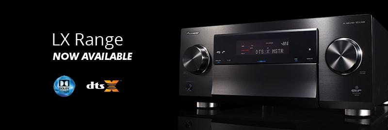 Pioneer Australia - Receivers, Speakers, Audio | Digital Cinema